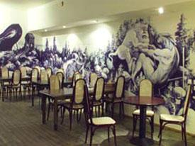 Eesti Maja restaurant