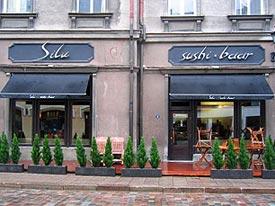 Silk Tallinn restaurant