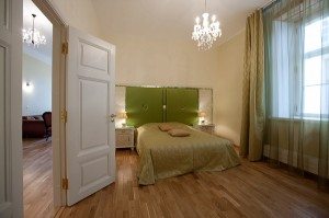 Tallinn accommodation bedroom