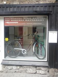 Bicycle Hire Tallinn