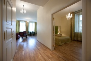 Spacious Tallinn Accommodation