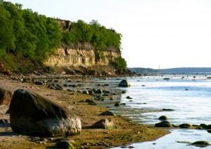 Türisalu Cliff Tallinn Estonia