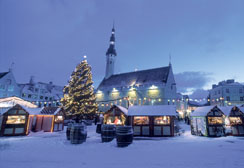 Tallinn Christmas Holiday